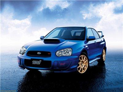 В Европу Subaru привезет дизельную Impreza WRX.
