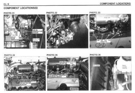 Подробное руководство по ремонту электрооборудования Hyundai Accent 2005 г.в. Электросхемы, расположение...