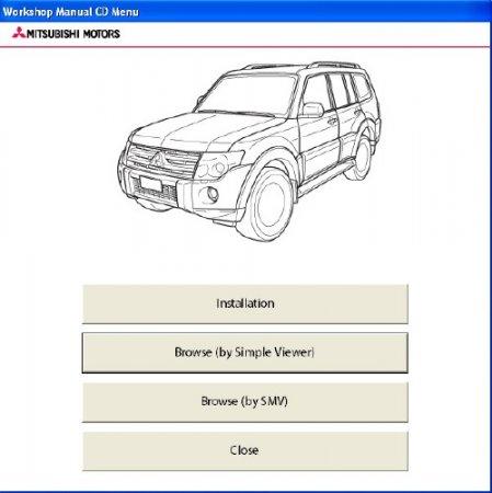 Mitsubishi Pajero . ��������� ����������� �� ������� � ������������.