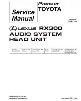 ��������� ������� ������� �������� ����������� LEXUS