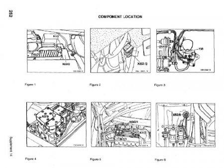 Mercedes W124 ETM(Electrical Trobleshoot Manual) - содержит электрические схемы для автомобилей Mecedes W124 серий.