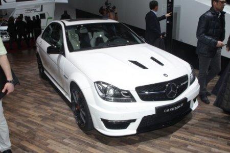 Mercedes ������� ���� �� C63 AMG Edition 507