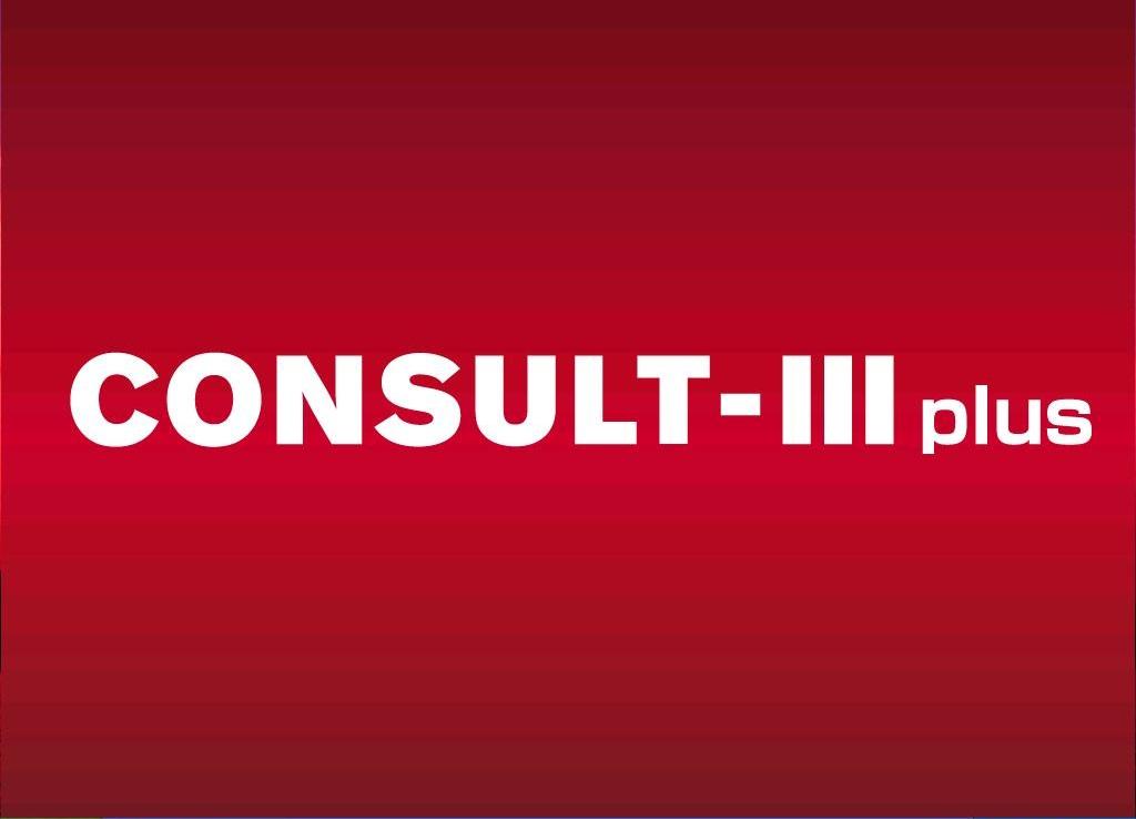 Программа диагностики Nissan Consult 3 Plus (2013)