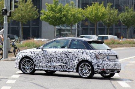 Audi S1 �������� ������������ � ������������