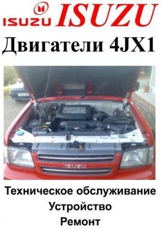 ������� ��  ������� � ������������ ��������� ���������� Isuzu ����� 4JX1
