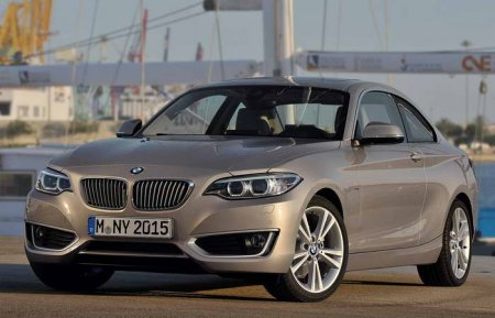 BMW 2 Coupe 2014