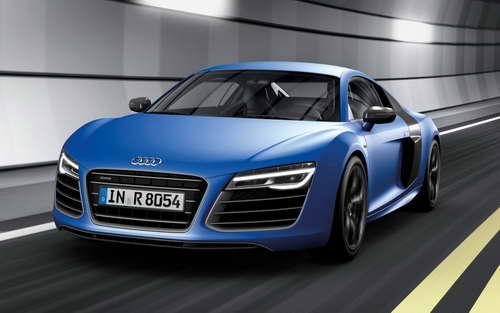 ����� ��������� Audi R8
