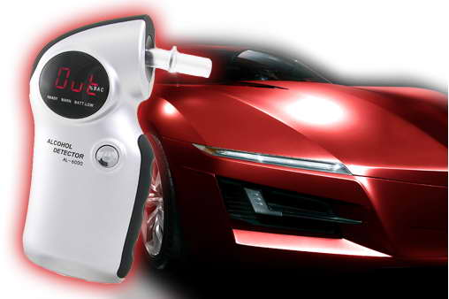 breathalizers in cars