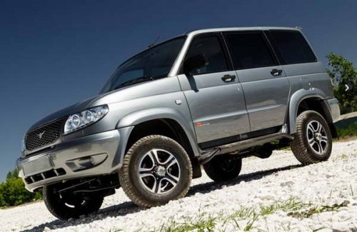 UAZ Patriot ������� ����� ������ UnLimited � Expedition