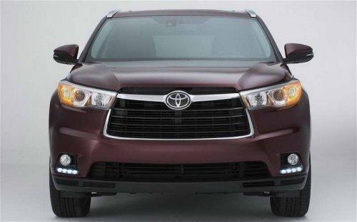 ����� ���������� Toyota Highlander ���������� 2014 ����