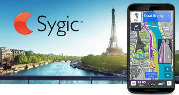 Sygic GPS Navigation Android