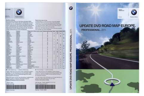 BMW Navigation DVD Download