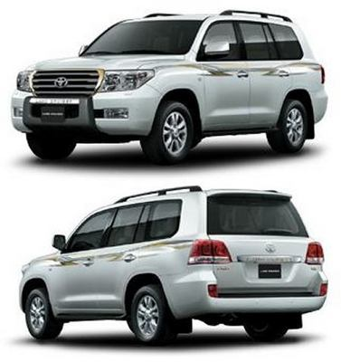 TOYOTA LANDCRUISER 100 (98-07) Factory WORKSHOP MANUAL