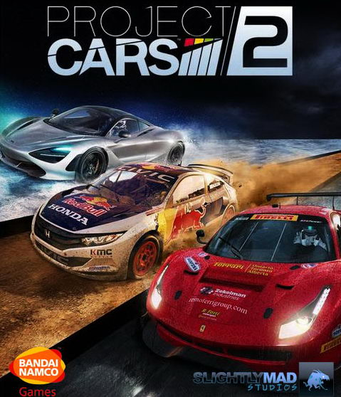 Скачать игру Project CARS 2: Deluxe Edition RUS/ENG (2017-2019)
